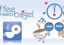 CoffeeMeetsBagel-Mejors Apps Para Ligar
