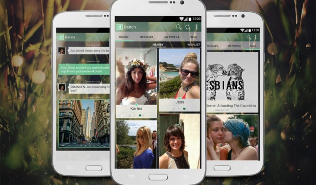 Dattch App para lesbianas