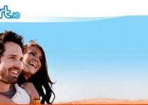 Flirtie sitio web app