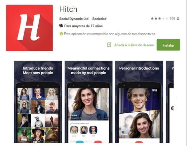 hitch dating app for iphone