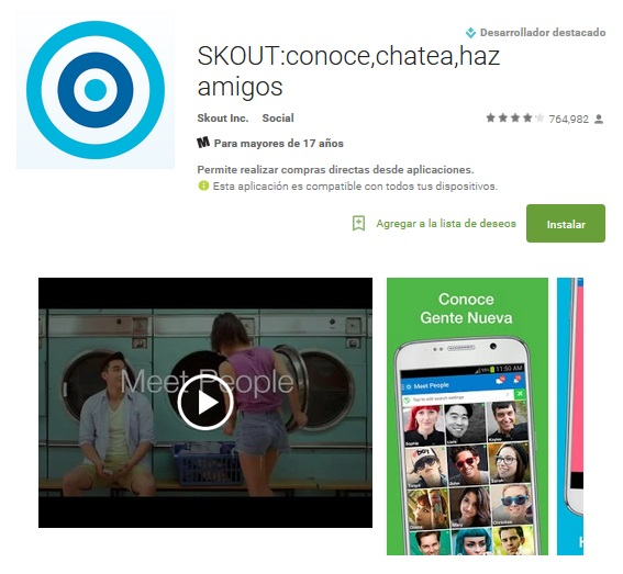 Skout dating site for pc
