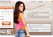 Mexican Cupid Sitio de citas para latinas