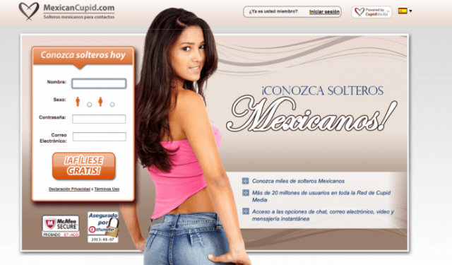 DVD para citas latinas