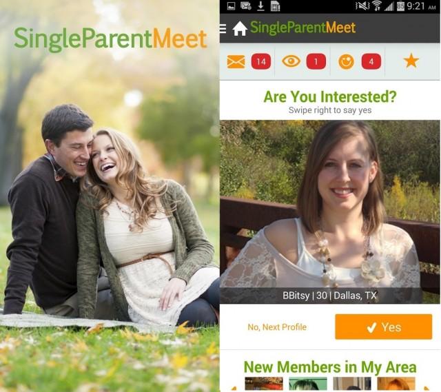 single parent meet contact number