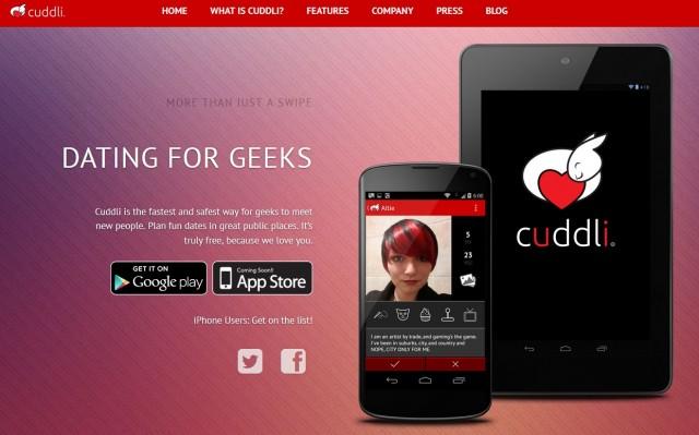 Cuddli mejor app dating