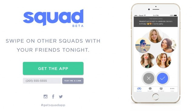 Squad app dating