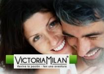 Victoria Milan sitio web
