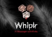Whiplr app de citas