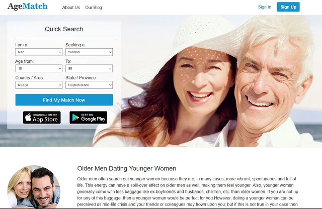 Age Match App Dating 2016