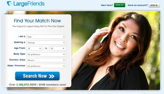 App Dating Large Friends